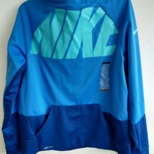 Nike Dri Fit Training Pullover with Hood